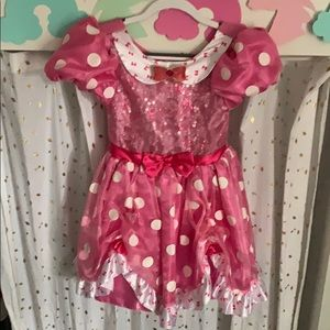 5/6 Disney Minnie dress - EUC !!!